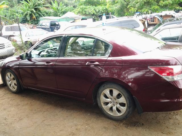 Registered honda accord 2008 model just 2 months old n2 for Honda accord old model