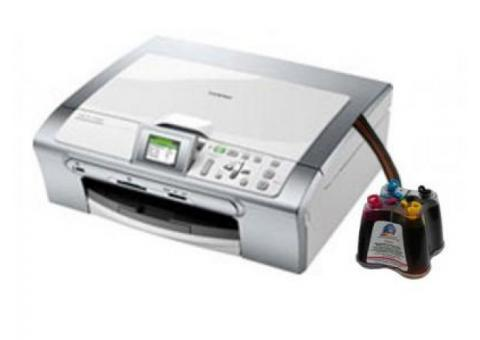 printer that can up to 15,000 copies of document with out regular cartridges