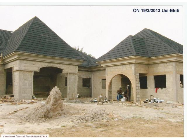 Original Stone Coated Step Tile Roofing System Batlan