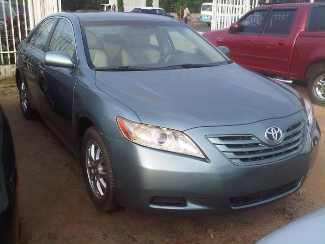 brand new toks toyota camry spider 2008 model lagos. Black Bedroom Furniture Sets. Home Design Ideas
