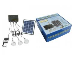 solar housing lighting sytem