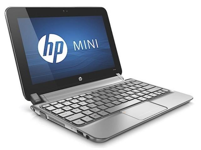 London Used HP Mini 210-4000 Netbook