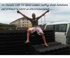 Docherich Newzealand roofing roofing sheet going for a good price of 2300 call 07062764235