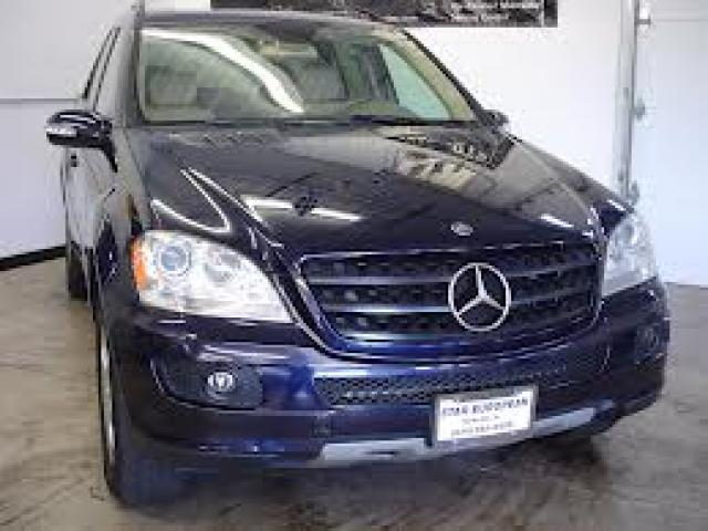 2006 mercedes benz ml350 4matic tokunbo yaba for Mercedes benz ml350 4matic 2006