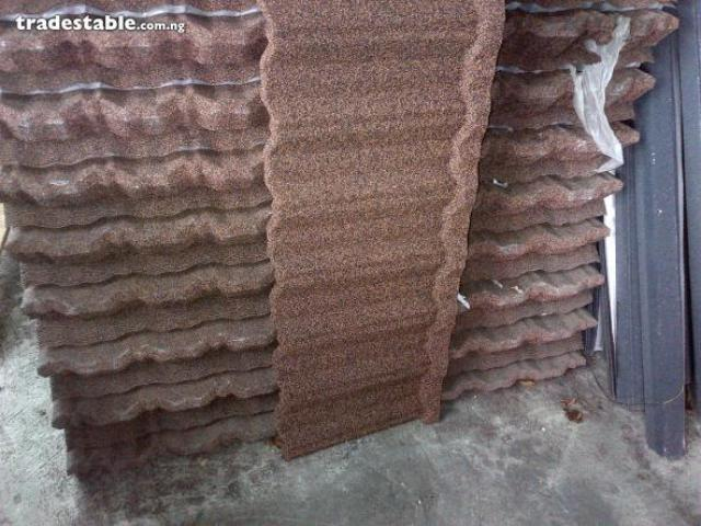 STONE COATED ROOFING TILE COMPANY IN NIGERIA Lagos Island ...