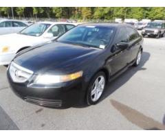 2006 ACURA 3.2 TL Sedan 4 Door
