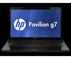 London Used HP Pavilion g7-1080ED 17.3""