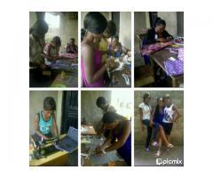VeeGlamourz Ankara Crafts Class
