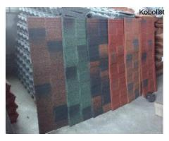 dealer of stone coated roofing tile in nigeria