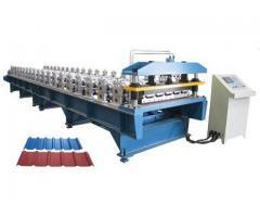 Aluminium Corrugating Machine