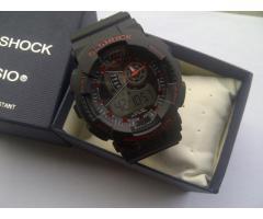 Casio G-Shock Antimagnetic WristWatch