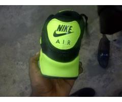 Authentic Nike Air Max Sneakers