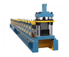 Rain Water Roof Valley Gutter Roll Forming Machine For Sale