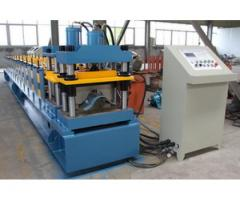 Roofing Ridge Cap Sheet Roll Forming Machine For Sale