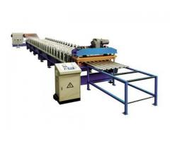 Corrugated & IBR Profile Steel Roof Sheeting Machine For Sale