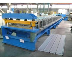 Metal Widespan Profile Roof Sheeting Machine For Sale