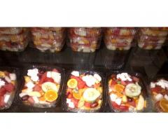 Fruits & Gourmet packs and Gift Baskets for Xmas Hampers