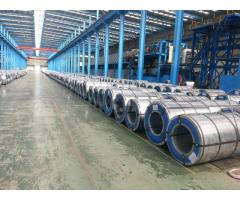 1. Galvanized Steel Coil   2. Prepainted Steel Coil