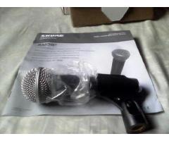 Original SM58 SHURE microphones