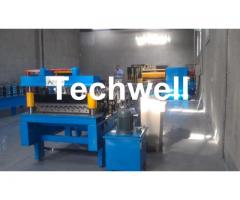 Steel Roofing Sheet Roll Forming Machine, Roofing Sheet Making Machine