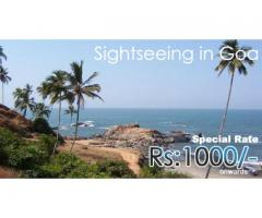 Sightseeing in Goa