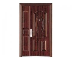 High quality and affordable steel, armored, wooden, turkey, stainless steel doors.
