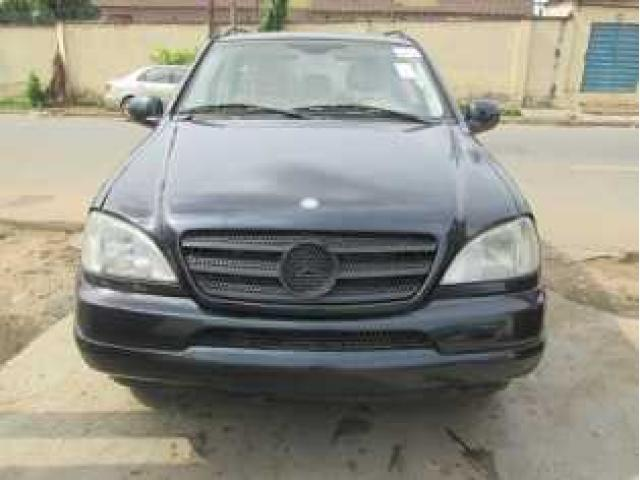 Mercedes benz ml320 2001 model lagos for 2001 mercedes benz ml320