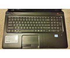 """Clean HP ENVY dv7-7255dx 17.3"""" Entertainment Laptop"""