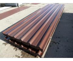 Aluminium Roofing Sheet Fabrication Machine