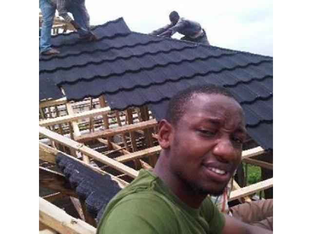 Roofing Sheets In Nigeria Docherich Stone Coated Roof