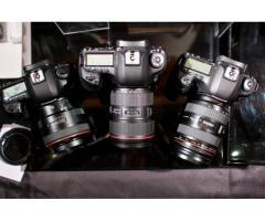 Canon EOS 7D Digital SLR Cameras