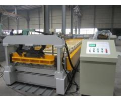 Box Profile Roofing Sheet Making Machine For Sale