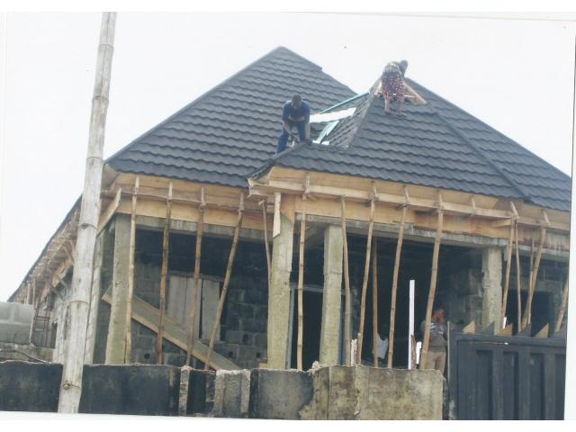 Businesscut Stone Coated Roofing Tiles Nigeria