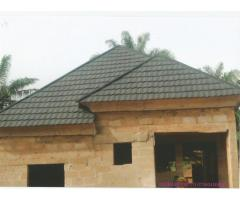 stone coated roofing tile in lagos