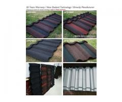 stone coated roofing tile in Lagos and Abujia