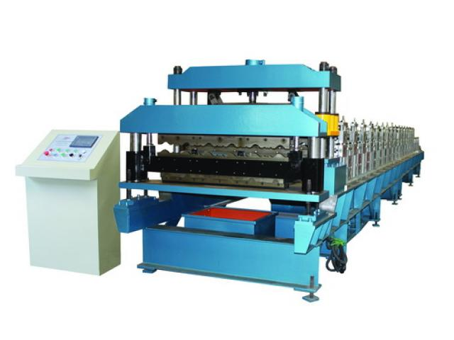 Double Deck Roll Forming Machine Nairatinz Com