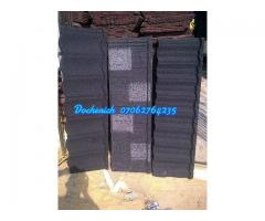 we give the best stone coated roofing sheet