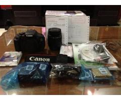 Canon EOS 7D Digital SLR Camera 3LENS Kit