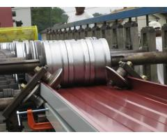 Self-lock Roof Panel Roll Forming Machine For Sale