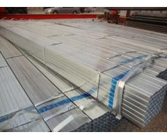 Galvanised Square Rectangular Steel Pipe (Q195, SS330, SPHC)