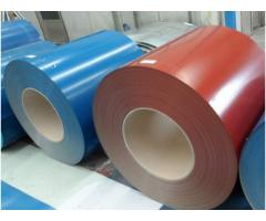 Colorbond Pre-painted Zincalume Steel Roll For Sale