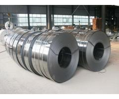 Galvanised Steel Strip For Sale