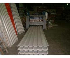 900 Long Span Aluminum Rollforming Machine For Sale