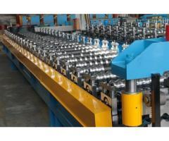 Aluminum Corrugate Machine For Sale