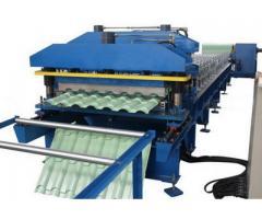 Aluminium Metcopo Roof Forming Machine For Sale