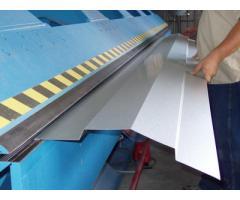 Aluminium Ridge Cap Bending Machine For Sale