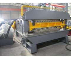 Corrugated And IT4 Roofing Sheet Making Machine For Sale