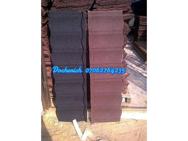 Quality And Original Stone Coated Roofing Sheet For Sale