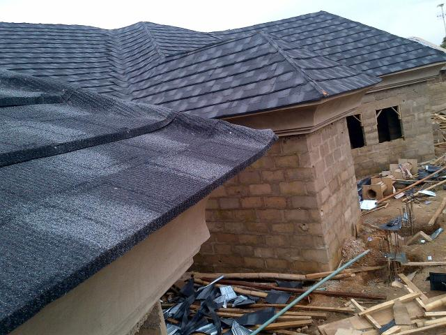 Current Price List For Stone Coated Roofing Tile Lekki