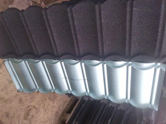 Stone Coated Step Tiles Roofing Sheets Roof Tiles Lagos